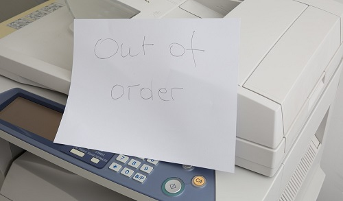 printer not working chch
